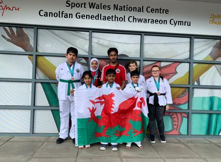 2nd Wales TKD International Championships 🏅