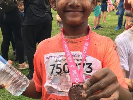 Zakir's Race for Life 🏃🏽♂️