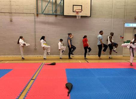Student Parent Training Session 👨👩👧👦