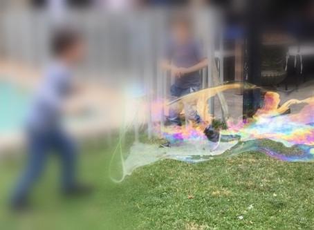 ¡¡¡Burbujas Gigantes!!!
