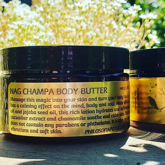 Nag Champa Body Butter 4oz
