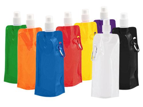 00162     Botella flexible ecológica