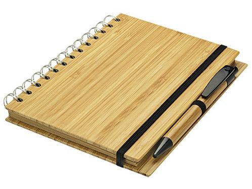 00354     Cuaderno de bambú