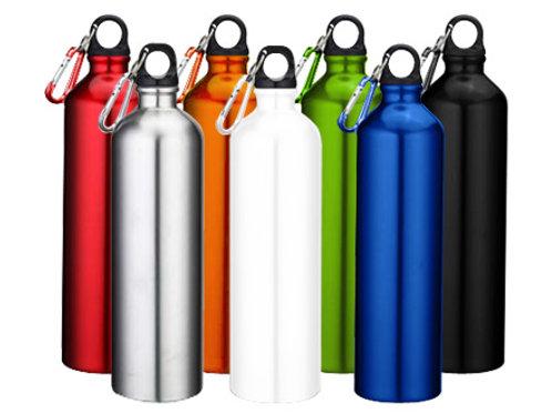 00163     Botella de aluminio