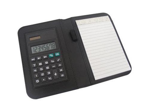00637     Carpeta con calculadora