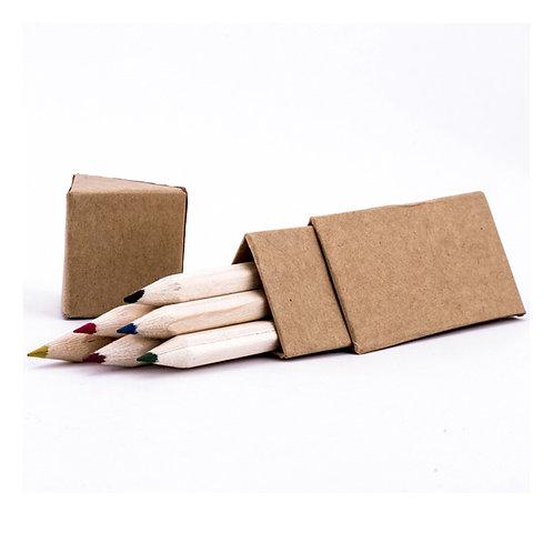 00360     Tubo ecológico lápices color