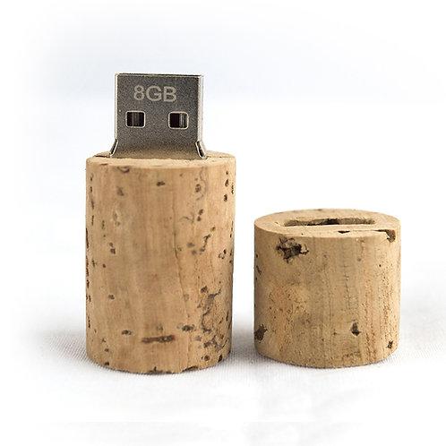 00429     Pendrive corcho 8GB