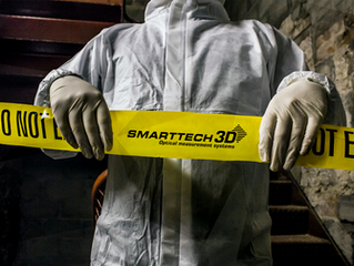 THE USE OF NEW SMARTTECH SCANNING TECHNOLOGY IN  FORENSICS