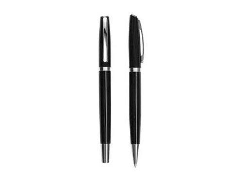 00578     Set de bolígrafos metálicos
