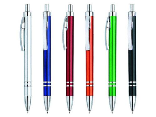 00312     Bolígrafo plástico