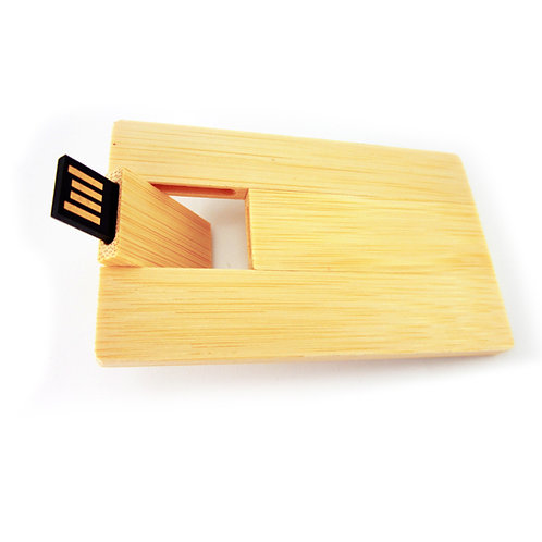 00432     Pendrive bambú 8GB