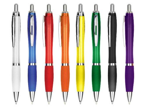 00393     Bolígrafo plástico