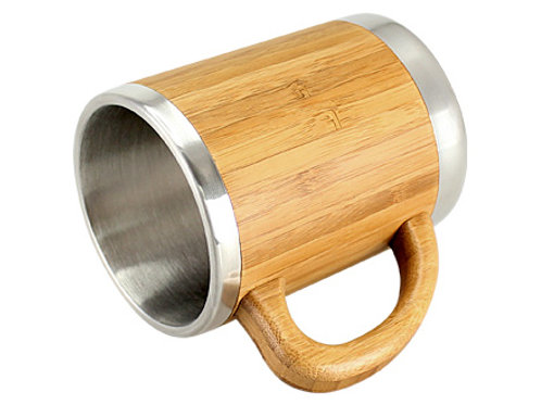 00157     Tazón bambú 350cc.