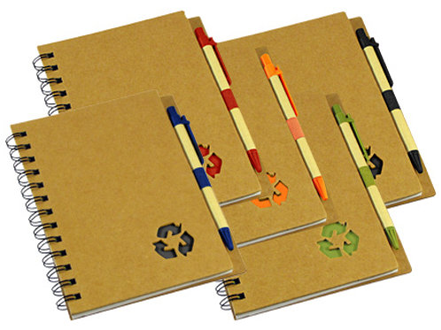 00353     Cuaderno ecológico