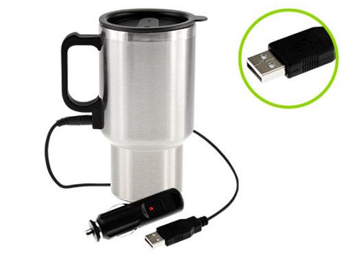 00071     Mug térmico USB