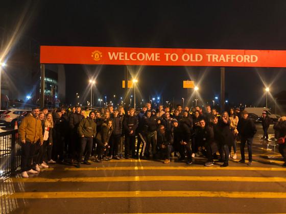 Old Trafford Visit