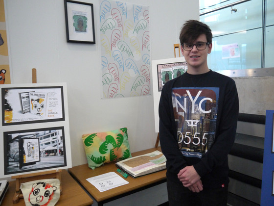 DACA Launches Pop Up Art Exhibition