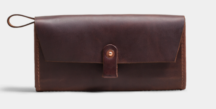 OROX Merces Wallet Brown