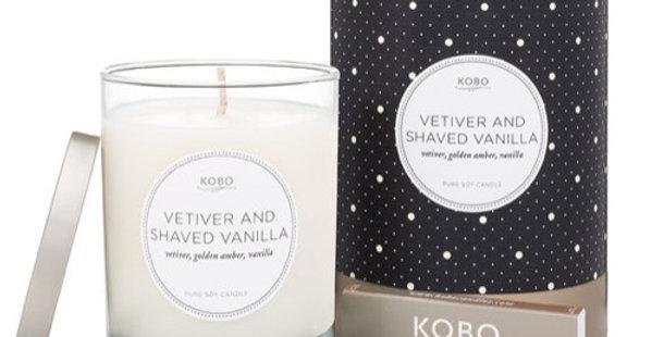 KOBO-Vetiver Shaved Vanilla
