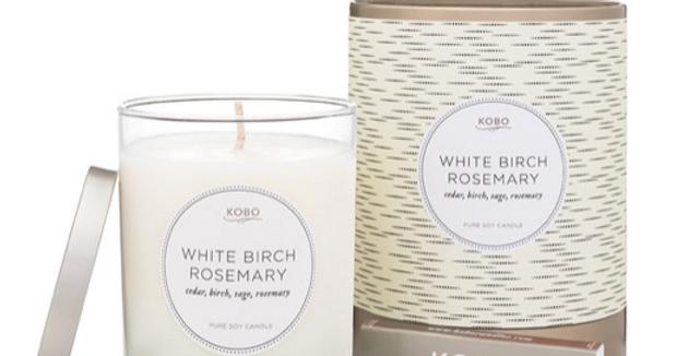 KOBO-White Birch Rosemary
