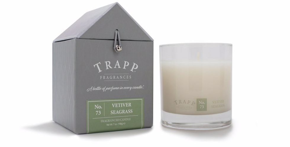 Trapp-No. 73 Vetiver Seagrass