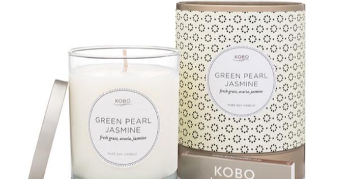 KOBO-Green Pearl Jasmine