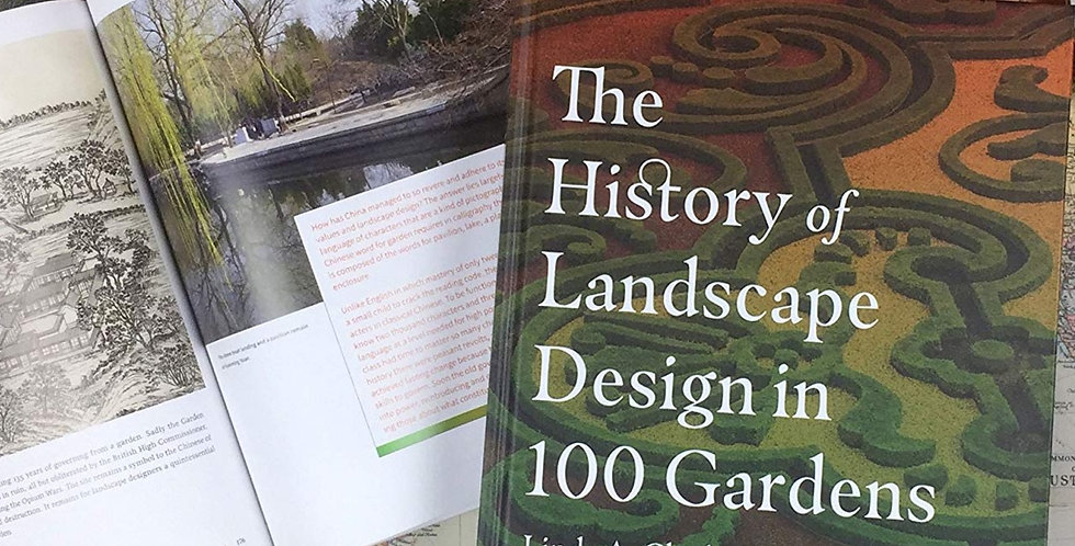 History Of Landscape Design