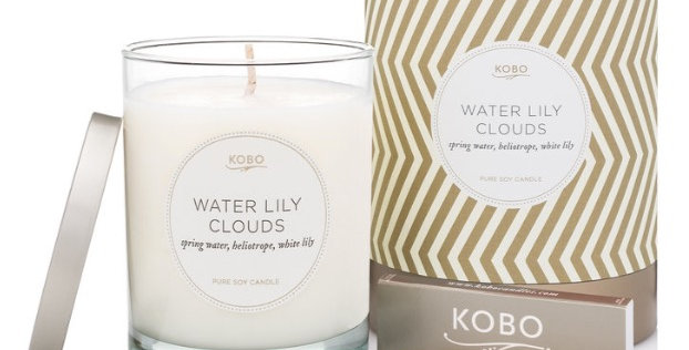 KOBO- Water Lily Clouds