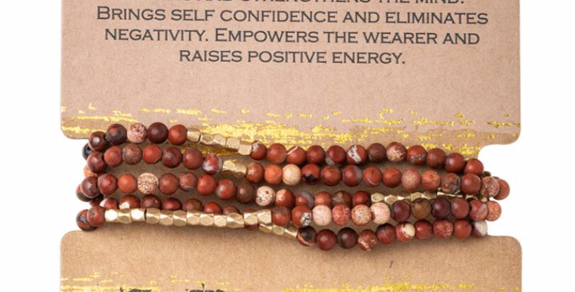 Red Jasper-Stone of Vibrant Energy