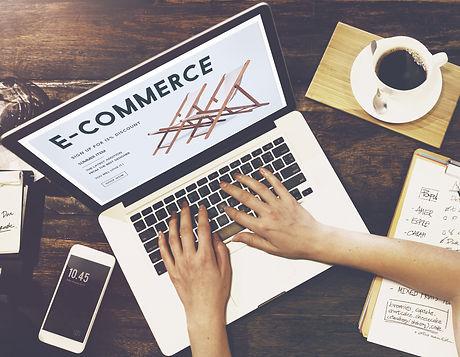Shopping Online Shopaholics E-Commerce E-Shopping Concept.jpg