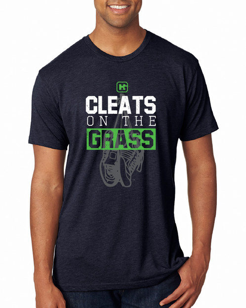 Cleats On The Grass Clubhousegear
