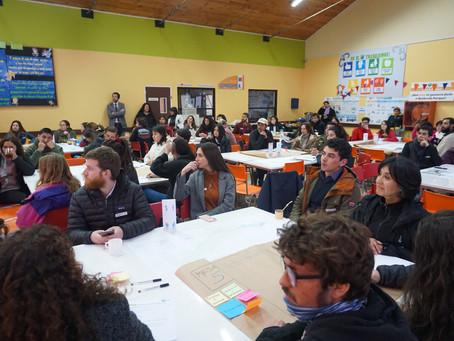 2019: El año en que se diseñó participativamente el Plan Maestro de Quebrada Parque