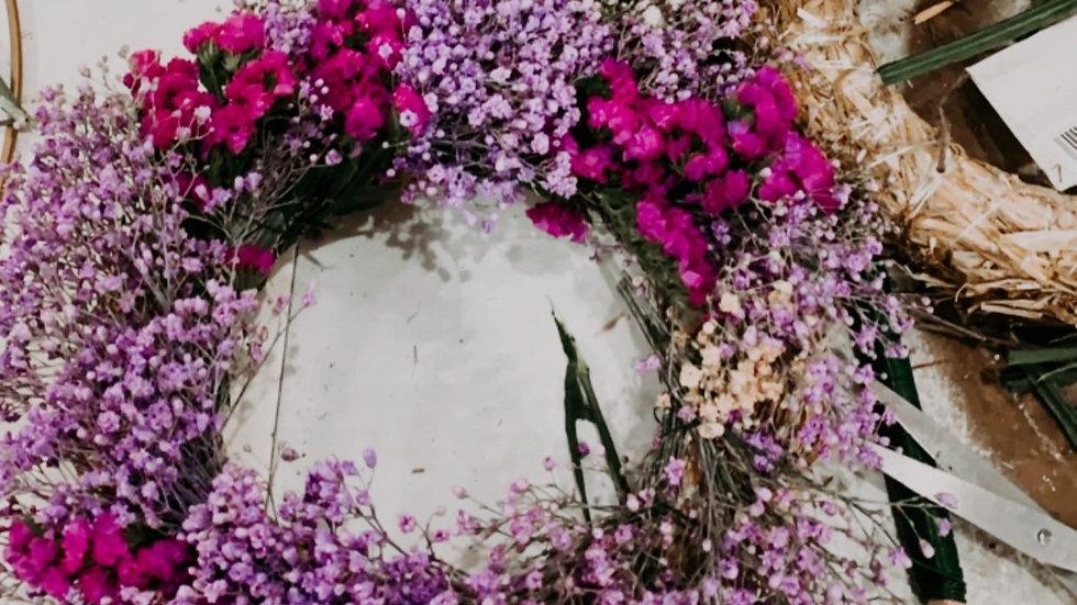Krans lila