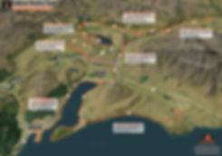 Queenstown Trail Map