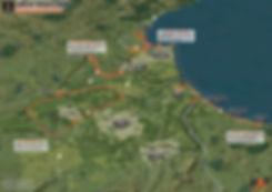 Hawke's Bay Trails Map