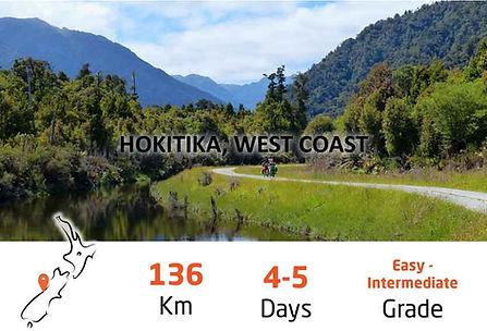 West Coast Wildeness Trail