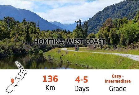 West Coast Wildernss Trail