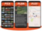 phone screenshots