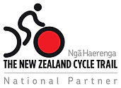 National Partner of NZ Cycle Trail