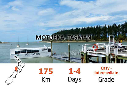 Tasman's Great Taste Trail