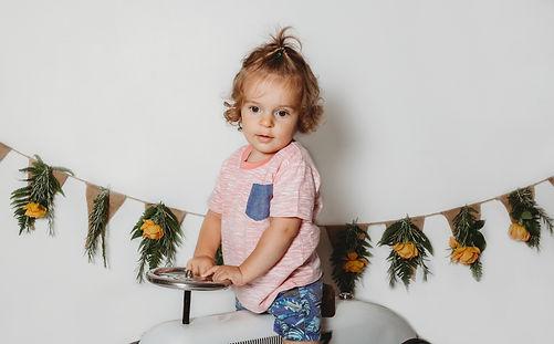 Indoor children and newborn photography