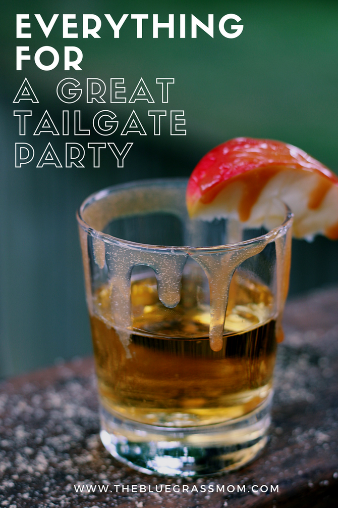 Everything You Need for a Great Tailgate Party