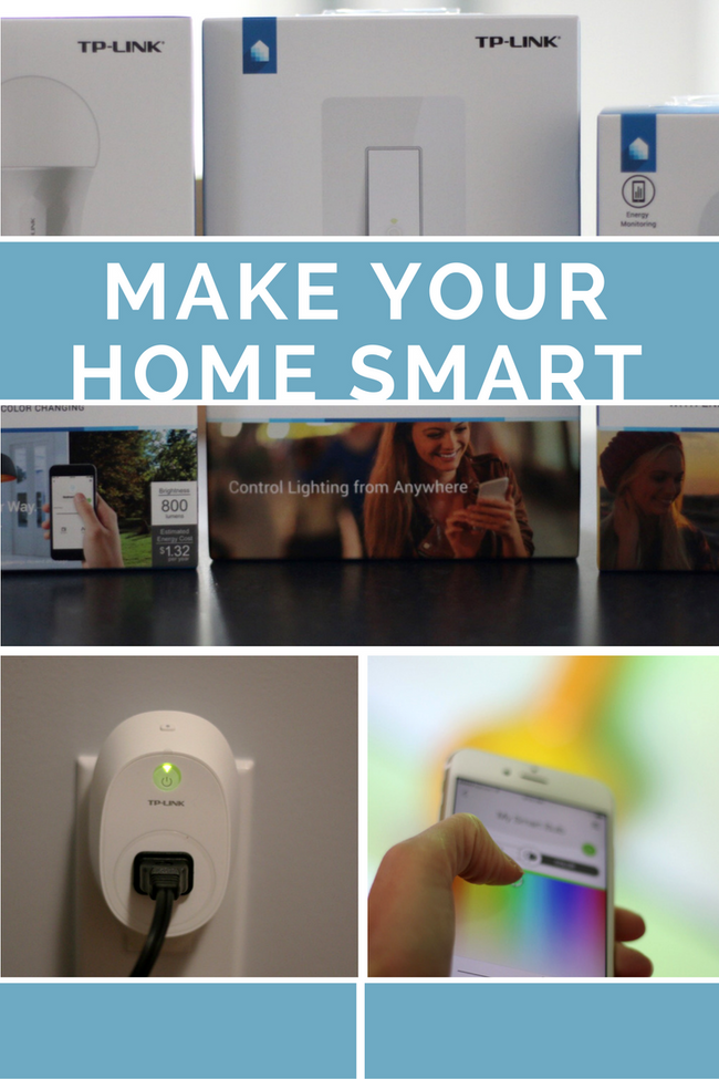 A Smart and Safe Home with TP-Link
