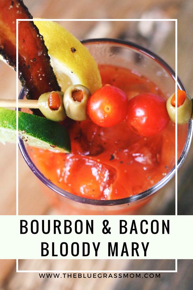 Bourbon & Bacon Bloody Mary