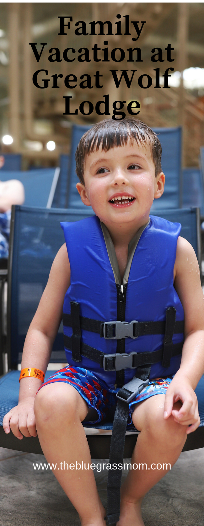 A memorable family vacation at Great Wolf Lodge