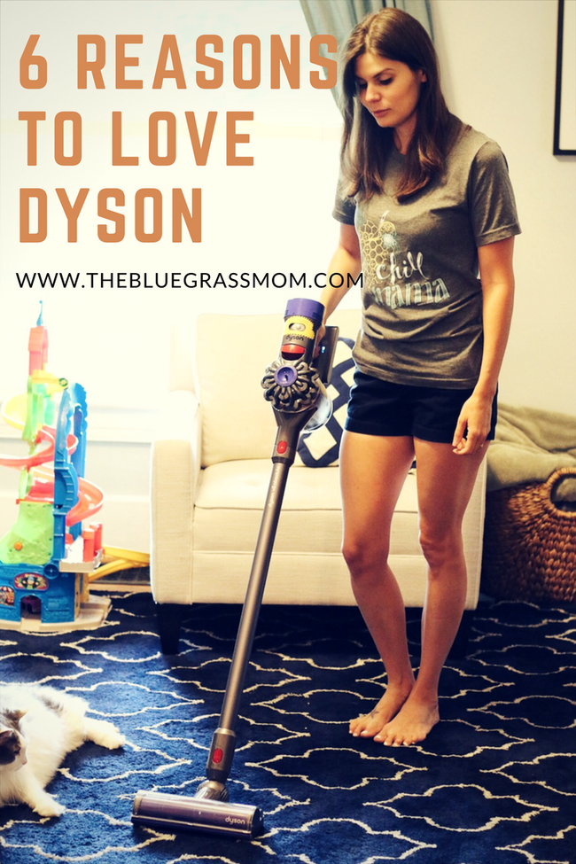 6 Reasons To Love The Dyson V8 Absolute