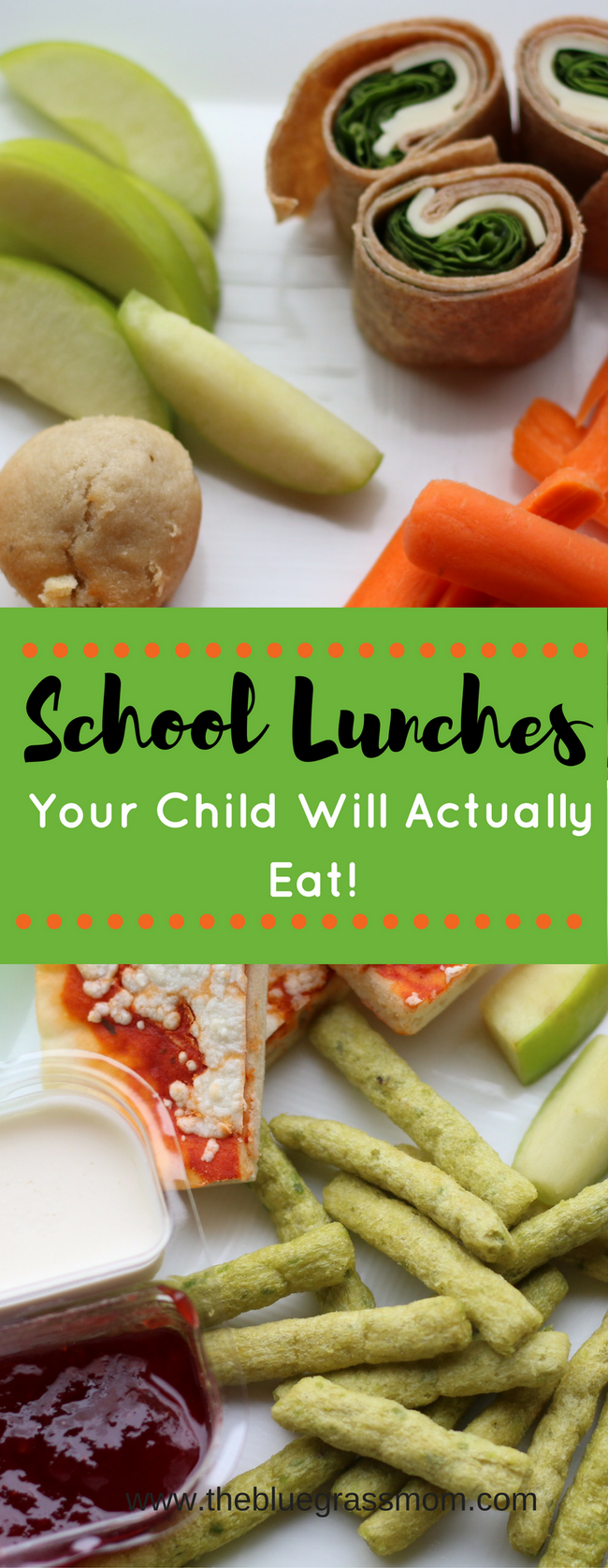 School Lunches That Your Kids Will Actually Want to Eat