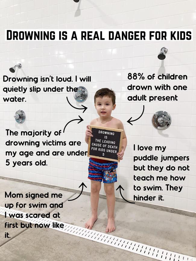 Best Swim School For Kids.