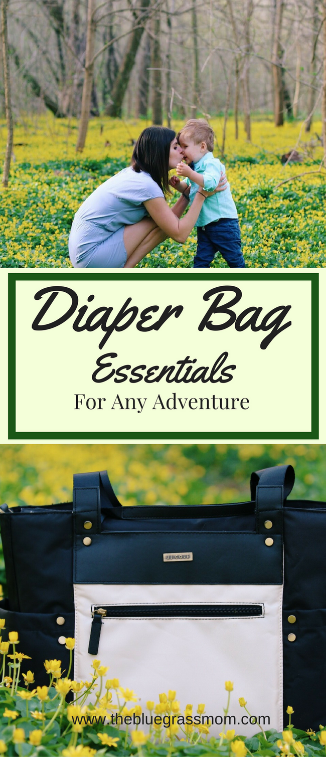 Diaper Bag Essentials For Any Adventure
