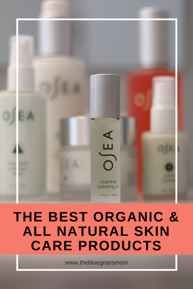 The Best Organic and All Natural Anti-Aging Skin Care Products